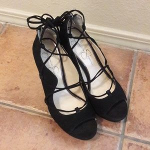 Jessica Simpson Shoes - Jessica Simpson 5 Inch Heels Size US 8.5